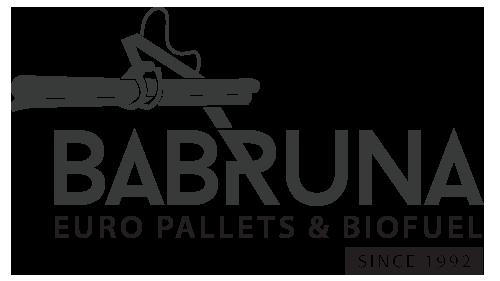 babruna juodas logo
